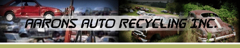 Aarons Auto Recycling Inc.